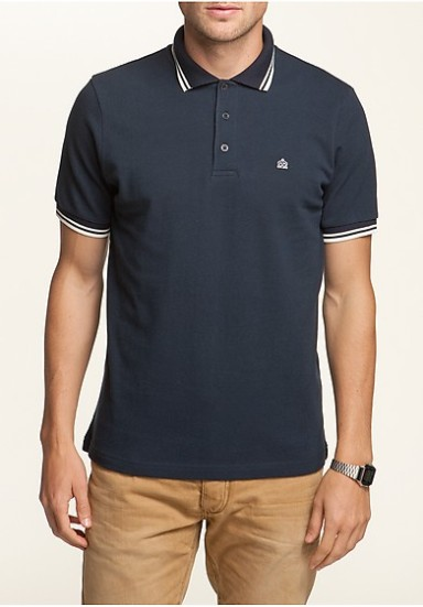 polo card navy merc