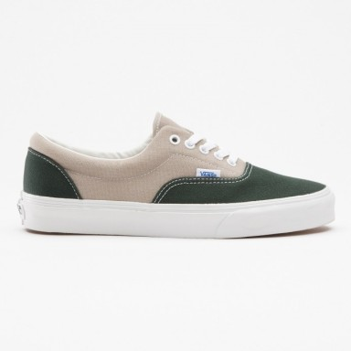 VANS ERA SHOES (Vintage) Deep forest:Aluminum 1